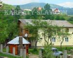 Славское Хата возле речки